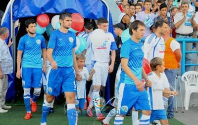 Крымские клубы сыграли первые матчи в чемпионате России