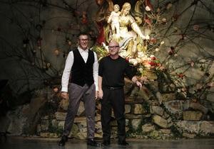 В Милане Дольче и Габбана временно закрыли свои бутики в знак протеста