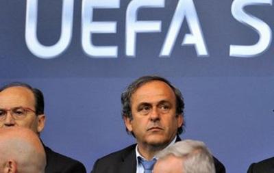 UEFA озвучить свою позицию по  крымскому вопросу  пока не готов