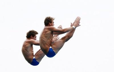 Снова  бронза : Прыгуны в воду Кваша и Горшковозов поднялись на подиум ЧЕ