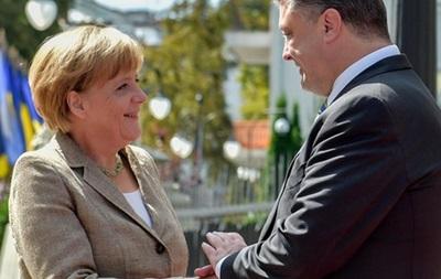 Германия призывает Украину к децентрализации, а не к федерализации - Меркел