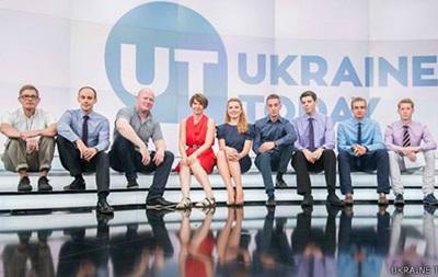 Новостной канал Ukraine Today  начал вещание