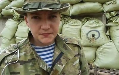 Порошенко наградил летчицу Савченко орденом  За мужество