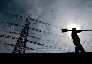МЧС Украины: Электроснабжение 345 населенных пунктов восстановлено