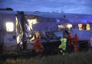 В Швеции произошла железнодорожная катастрофа: 20 пострадавших