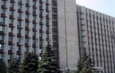 Донецкая ОГА не собирается выезжать из Мариуполя