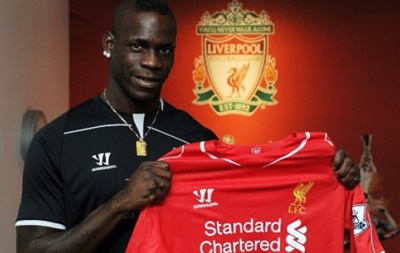 Официально: Ливерпуль подписал контракт с Марио Балотелли