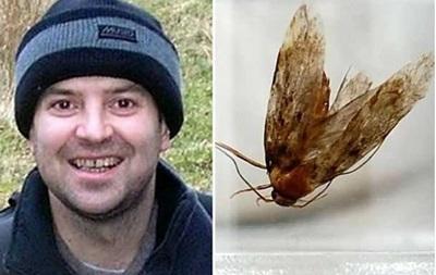 Британец несколько дней жил с летающей в голове молью