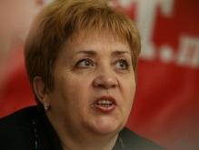 Валентина Семенюк пойдет в президенты Украины от СПУ