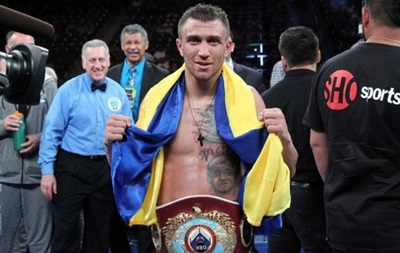 Соперник Ломаченко: Если проиграю - уйду из бокса