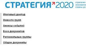 Новая стратегия России: нефть, инвесторы и инфляция