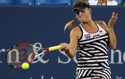 Украинка Свитолина не смогла пробиться во второй круг US Open