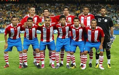 Сборной Парагвая грозит крупный штраф за отказ играть в Киеве