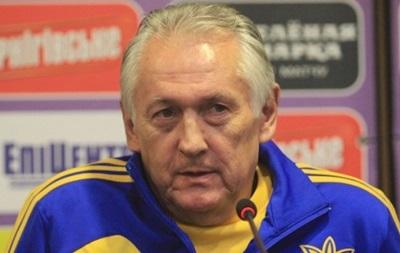 Тренер сборной Украины: Наверное, Молдова ближе по стилю к Словакии, чем Парагвай