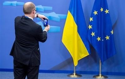 Украина не будет менять текст соглашения об ассоциации с ЕС