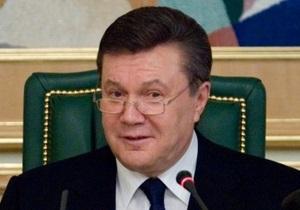 Янукович снова назначил уволенных заместителей министра внутренних дел