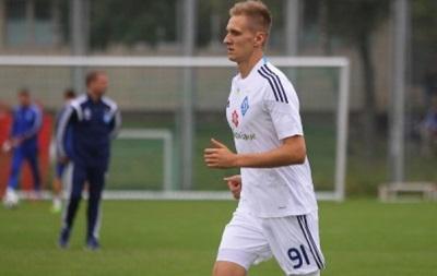 Новичок Динамо выбрал себе номер и желтые бутсы