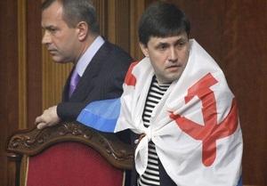Коммунисты хотят объединить украинский и российский флоты