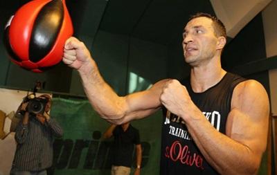 Владимир Кличко: Я действительно травмирован, и травма очень тяжелая