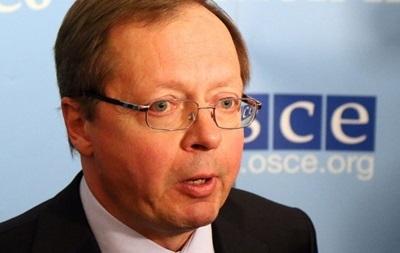 На заседании ОБСЕ представитель РФ отверг заявления о военном присутствии в Украине