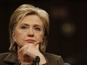 Хиллари Клинтон неожиданно прибыла в Багдад