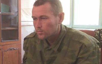 Опубликовано видео с еще двумя задержанными десантниками РФ - СМИ