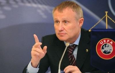 Суркис: Платини будет бороться за пост президента UEFA на следующие четыре года