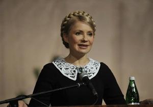 Суд отменил предупреждение, которое ЦИК вынес Тимошенко