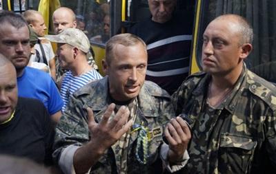 Бойцы батальона Винница рассказали об условиях, в которых проходит война на Донбассе
