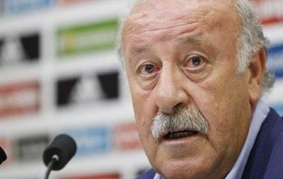 Дель Боске: Новый состав сборной Испании требует пояснений