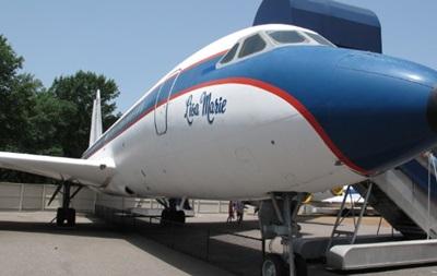Два літаки Елвіса Преслі виставили на продаж