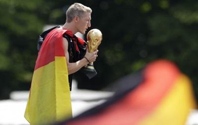 Действующие чемпионы мира по футболу получили нового капитана