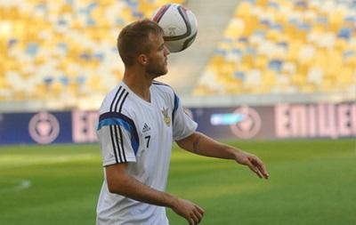 Ярмоленко: Не думаю, что в сборной есть проблемы с форвардами