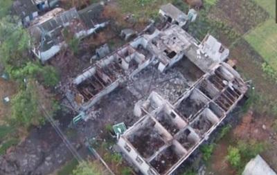 С высоты птичьего полета: как сейчас выглядят села Донбасса