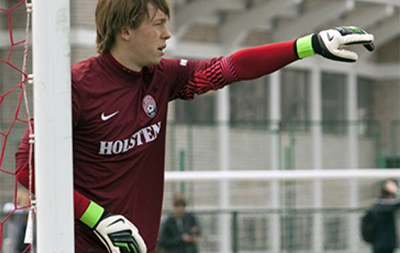 Молодой украинский вратарь вернулся в Зарю