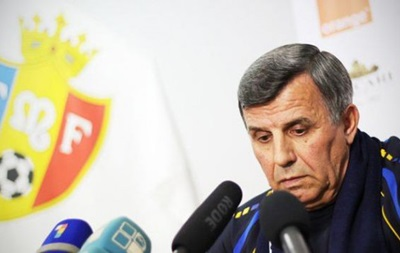 Тренер сборной Молдовы пожелал, чтобы в Украине поскорее воцарился мир