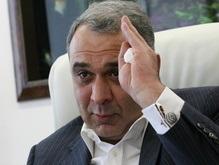 Жвания: Лицо Ющенко изуродовал воспалившийся нерв