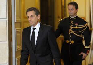 Саркози объявил высочайший уровень террористической угрозы