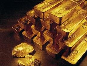 Цена на золото установила очередной рекорд