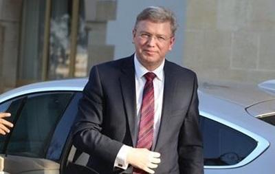 Еврокомиссар Фюле посетит Украину