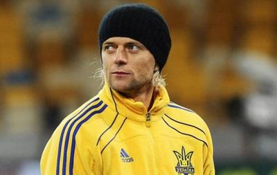 Тренер сборной Украины не будет искать замену Анатолию Тимощуку