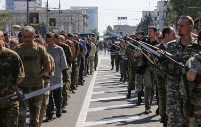 СБУ передала  ополченцам  списки пленных и пропавших без вести украинских бойцов