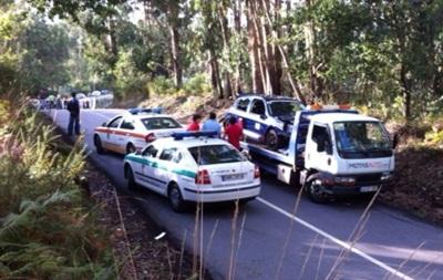 На этапе ралли в Португалии погибло трое болельщиков