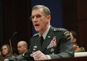 Командующий НАТО извинился за авиаудар, жертвами которого стали 33 мирных афганца