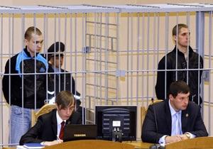 В Беларуси начался суд над организаторами теракта в минском метро