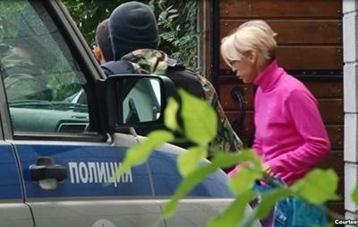 Крымская активистка Богуцкая выехала с полуострова - журналист