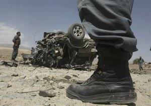 США нанесли авиаудар по Пакистану: десять погибших