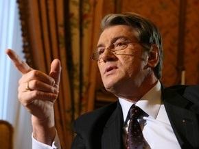 Ющенко: Отток депозитов прекратился, и я хочу, чтобы об этом слышали все