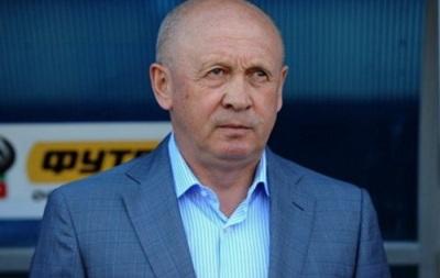 Тренер Ильичевца: Надежды проводить матчи в домашних условиях теперь нет