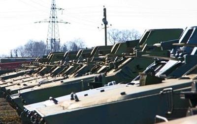 Минобороны надеется получить 145 единиц военной техники до конца года